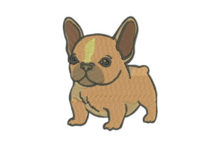 Small Puppy Dogs Embroidery Design By Embroidery Designs
