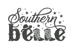 Southern Belle Farm & Country Embroidery Design By Embroidery Designs