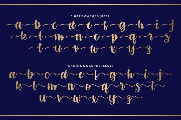 Print on Demand: Bohemia Script & Handwritten Font By goodjavastudio - Image 6