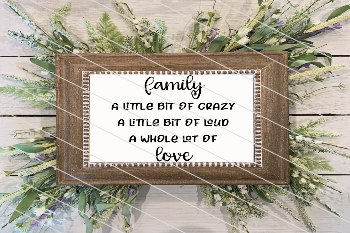 Download Free Family Graphic By Amy Anderson Designs Creative Fabrica for Cricut Explore, Silhouette and other cutting machines.