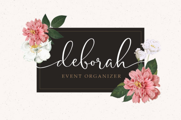 Print on Demand: Gladiolus Script & Handwritten Font By letterhend - Image 6