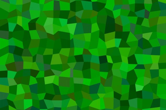Green Rectangle Polygon Background Graphic Backgrounds By davidzydd