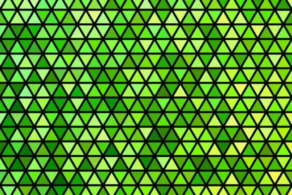 Download Free Green Triangle Polygon Background Graphic By Davidzydd for Cricut Explore, Silhouette and other cutting machines.