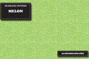 Download Free Seamless Patterns Melon Skin Texture Graphic By Bayu Baluwarta for Cricut Explore, Silhouette and other cutting machines.