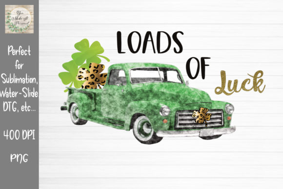 Print on Demand: St Patrick's Day Bundle Graphic Print Templates By You Make It Personal - Image 3