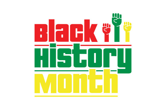 Black History Month Concienciación Archivo de Corte Craft Por Creative Fabrica Crafts