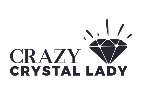 Download Free Crazy Crystal Lady Svg Cut File By Creative Fabrica Crafts for Cricut Explore, Silhouette and other cutting machines.