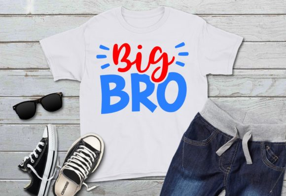 Print on Demand: Big Bro Brother Graphic Crafts By PrintsOfPop