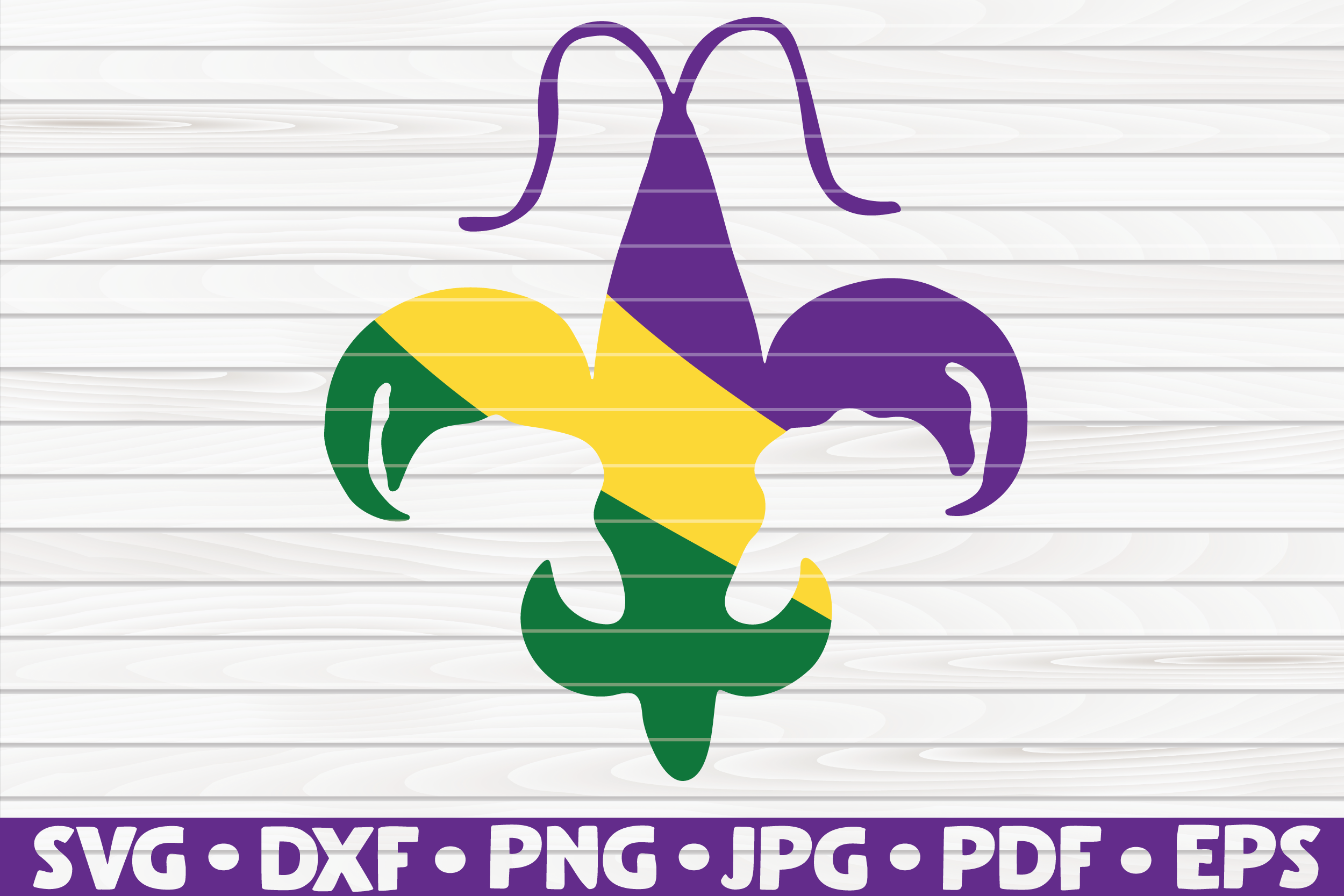 Download Free Crawfish Fleur De Lis Design Graphic By Mihaibadea95 Creative for Cricut Explore, Silhouette and other cutting machines.