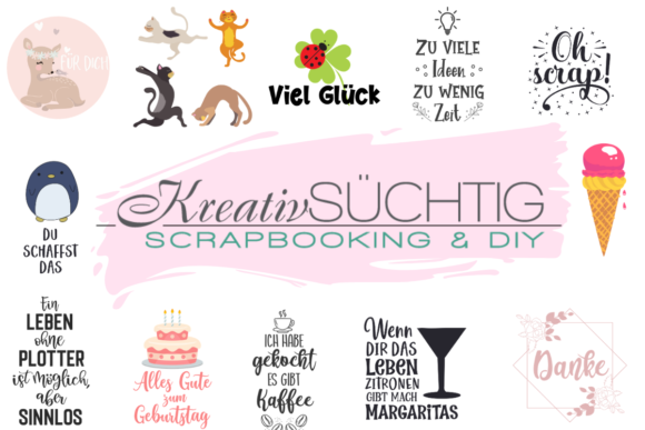Creatoholics Bundle Graphic Crafts By Creative Fabrica Crafts - Image 1