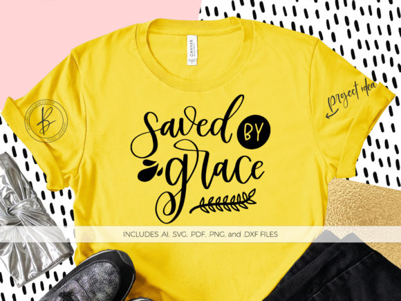 Print on Demand: Saved by Grace Graphic Crafts By BeckMcCormick