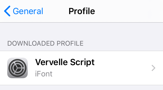Download Free How To Install A Font On Iphone Or Ipad Creative Fabrica for Cricut Explore, Silhouette and other cutting machines.