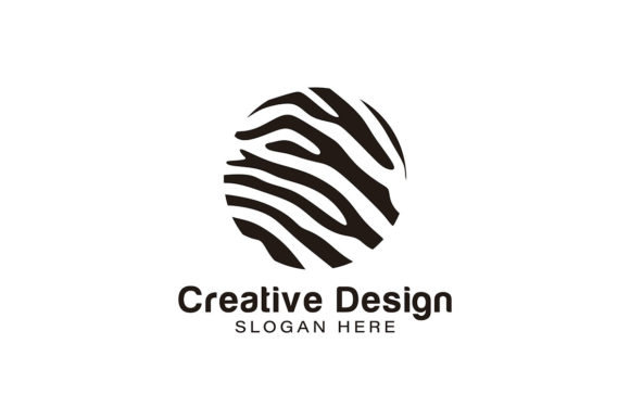 Download Free Zebra Lion Tiger Skin Texture Logo Ide Graphic By for Cricut Explore, Silhouette and other cutting machines.