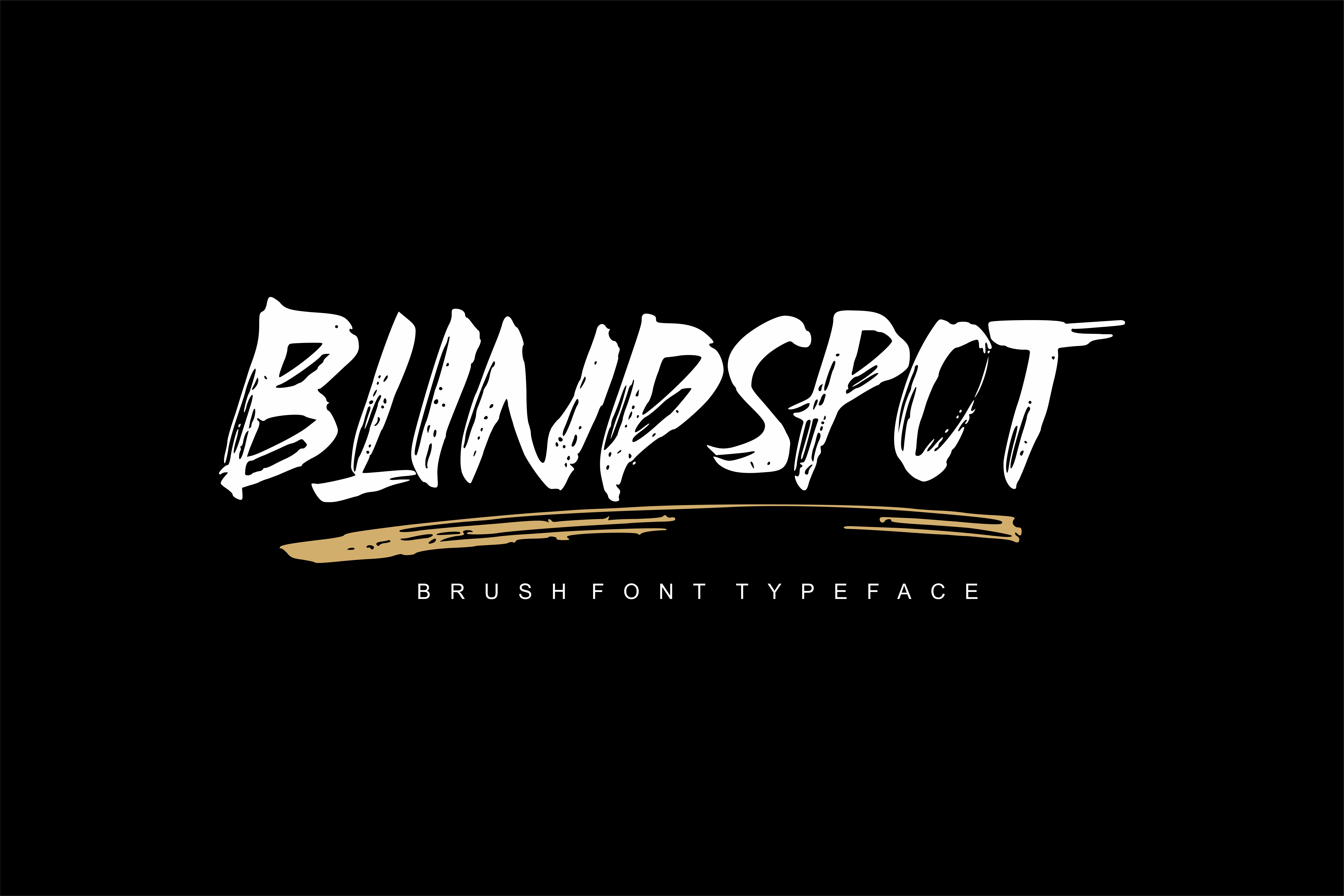 Download Free Blindspot Font By Will Letter Creative Fabrica for Cricut Explore, Silhouette and other cutting machines.