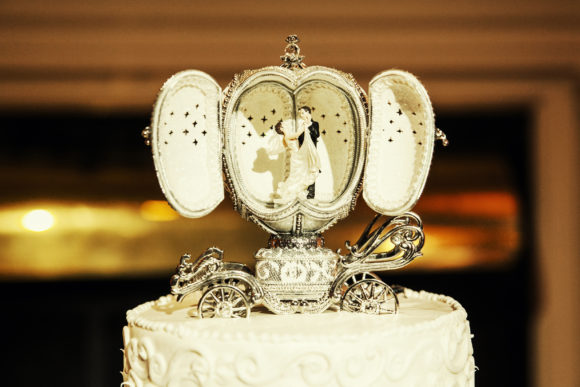 Carriage Cake Topper Graphic Photos By Luna Bay Designs