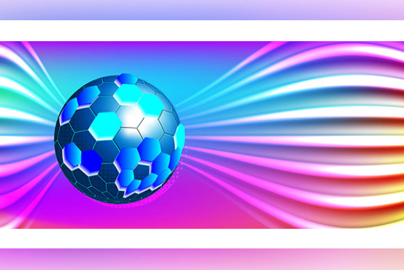 Print on Demand: Digital Tech Globe. Ball Round Technolog Graphic Backgrounds By ojosujono96
