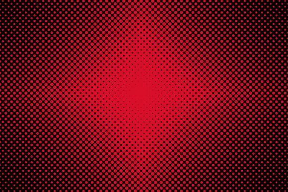 Halftone Pattern Graphic Patterns By davidzydd