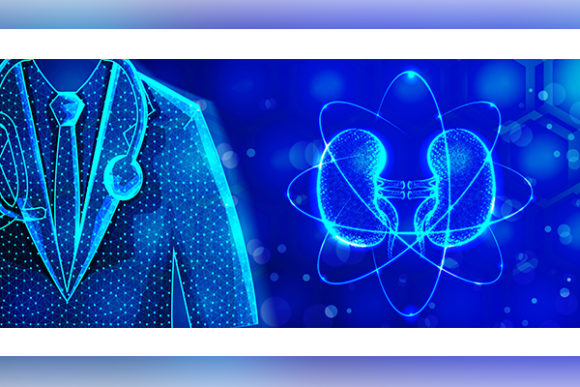 Print on Demand: Kidney Doctor Specialist .Human Anatomy Graphic Backgrounds By ojosujono96