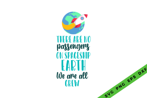 Love the Earth Graphic Crafts By Graphipedia - Image 2