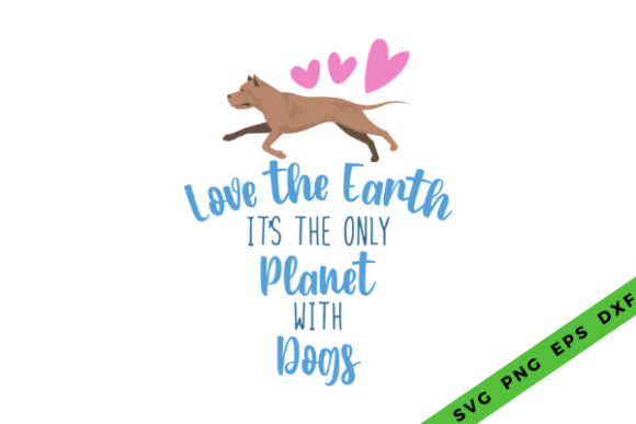 Love the Earth Graphic Crafts By Graphipedia - Image 5