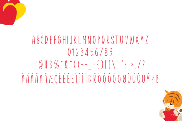 Print on Demand: Solicitous Display Font By FontEden - Image 5