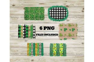 Print on Demand: St Patrick's Background Graphic Backgrounds By Mockup Station