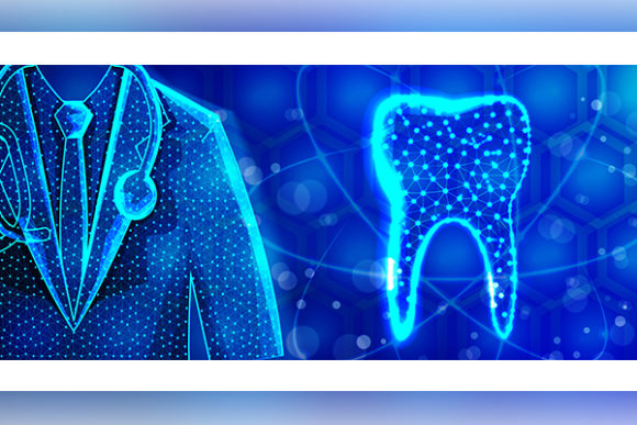 Print on Demand: Tooth Dental Doctor Specialists, Abstrac Graphic Backgrounds By ojosujono96