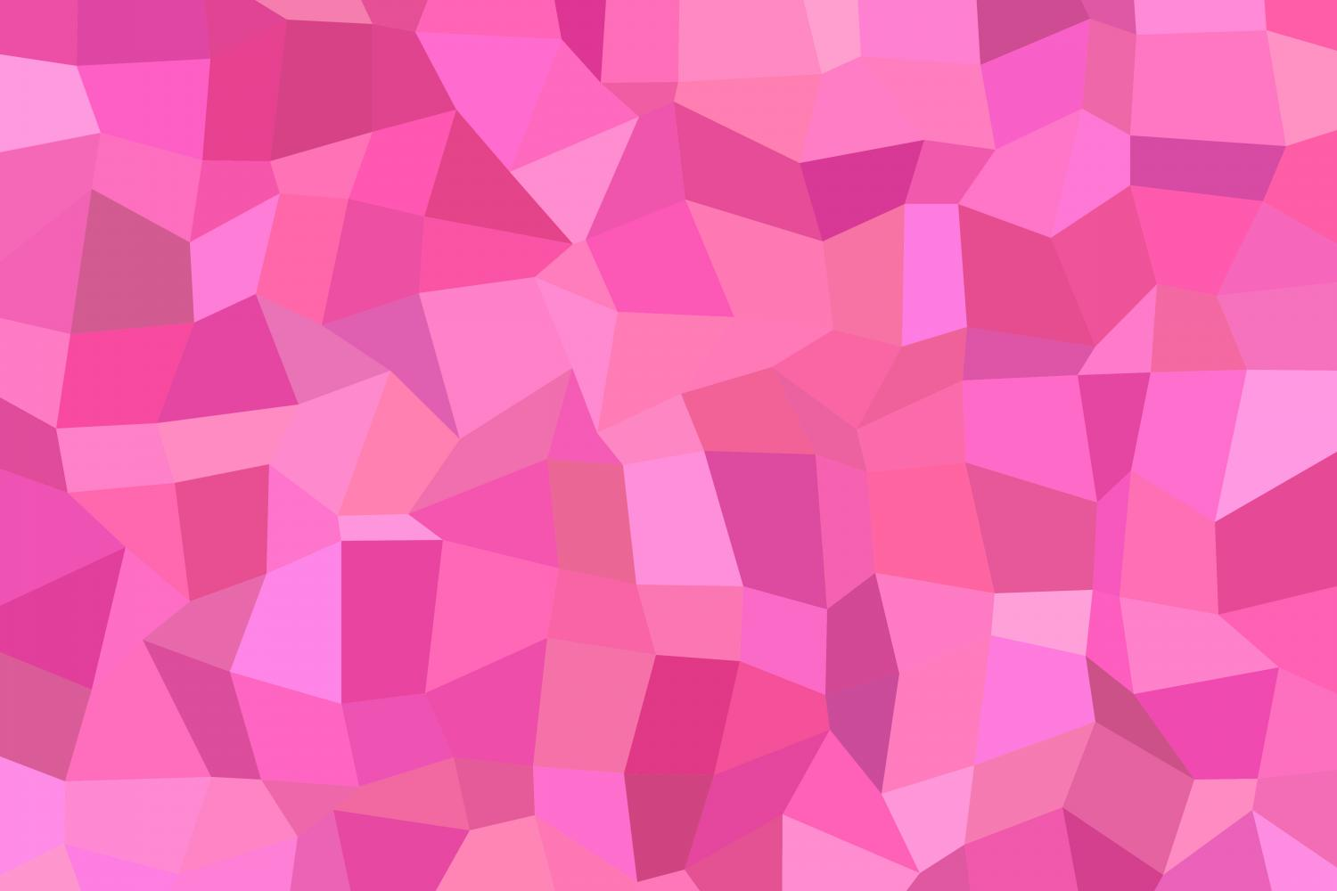 Download Free Pink Rectangle Polygon Background Graphic By Davidzydd for Cricut Explore, Silhouette and other cutting machines.