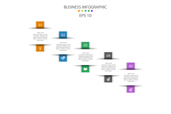 Infographic Template Design Graphic Infographics By verry studio - Image 1