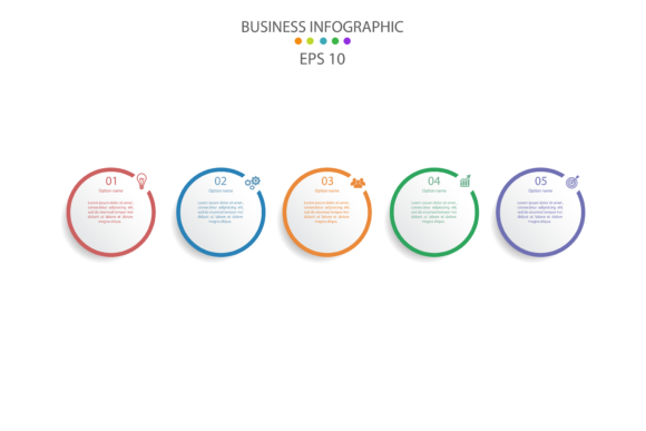 Infographic Template Design Graphic Infographics By verry studio