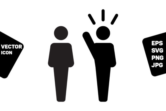 Download Free Leadership Icon Graphic By Tuktuk Design Creative Fabrica for Cricut Explore, Silhouette and other cutting machines.