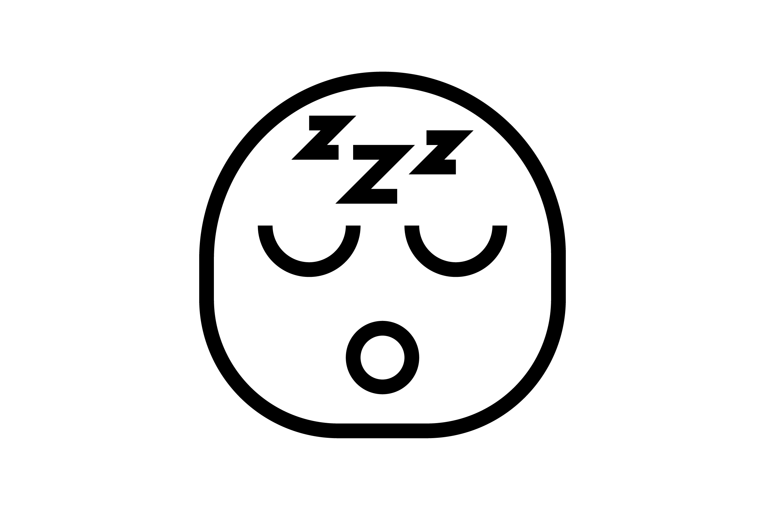 Download Free Sleeping Graphic By Muhammadfaisal40 Creative Fabrica for Cricut Explore, Silhouette and other cutting machines.
