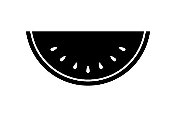 Print on Demand: Watermelon Icon Graphic Icons By marco.livolsi2014