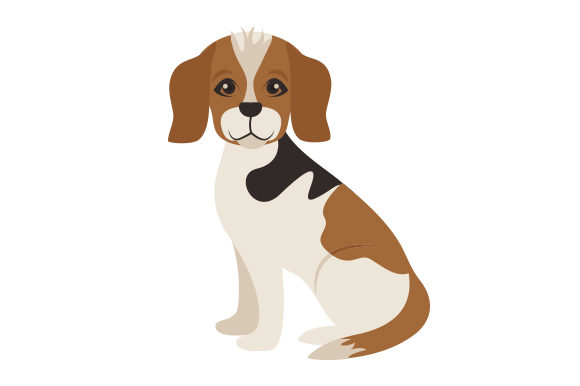 Beagle Dogs Craft Cut File By Creative Fabrica Crafts
