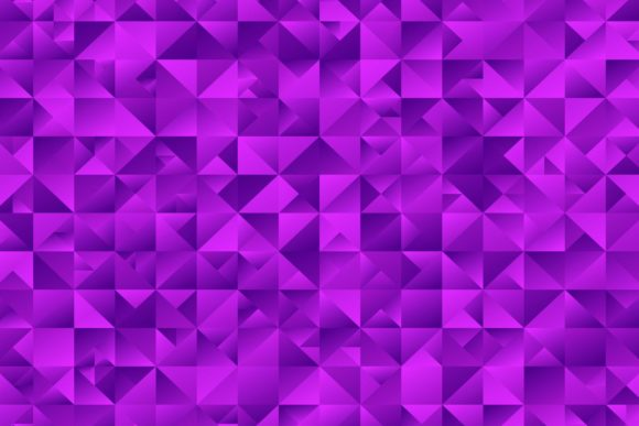 Abstract Purple Triangle Background Graphic Backgrounds By davidzydd
