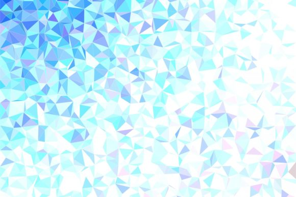 Abstract Triangle Polygon Graphic Backgrounds By davidzydd
