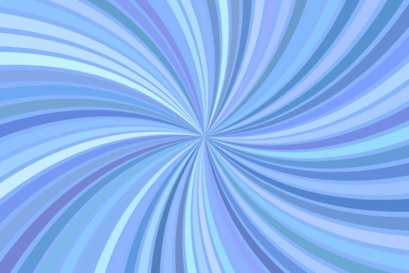 Blue Swirl Graphic Backgrounds By davidzydd