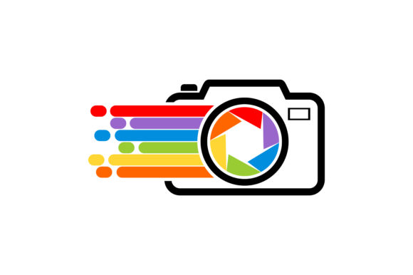 Download Free Camera Logo Graphic By Skyacegraphic0220 Creative Fabrica for Cricut Explore, Silhouette and other cutting machines.