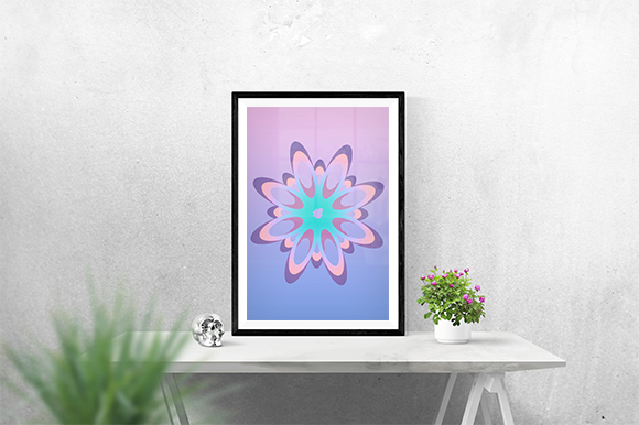 Download Free Pastel Poster Graphic By Creativesya Creative Fabrica for Cricut Explore, Silhouette and other cutting machines.