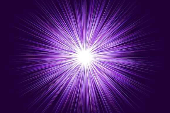 Purple Abstract Explosion Graphic Backgrounds By davidzydd
