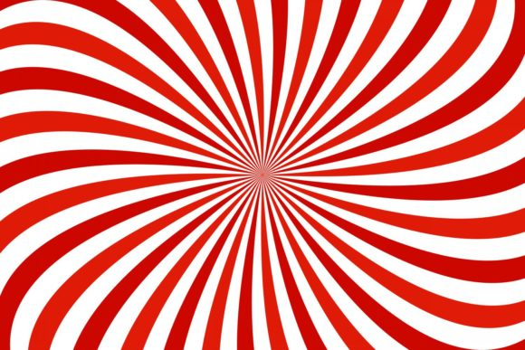 Red Swirl Graphic Backgrounds By davidzydd