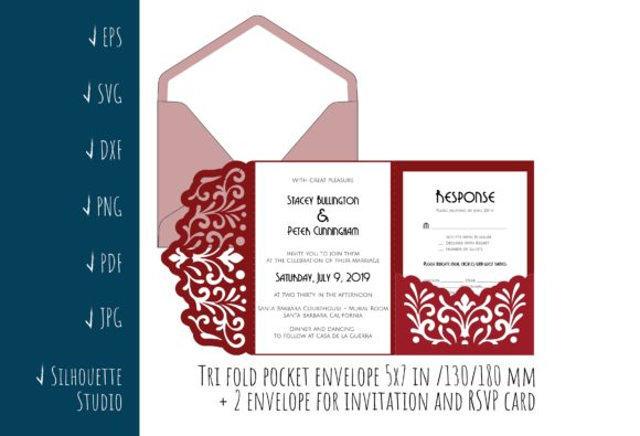Download Free Square Envelopes Graphic By Sadovichdesign Creative Fabrica SVG Cut Files