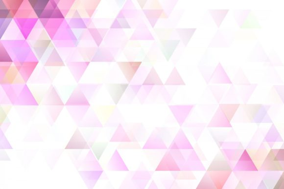 Triangle with Opacity Effect Graphic Backgrounds By davidzydd