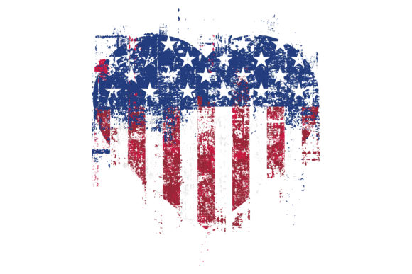 Download Free Usa Flag Grunge Graphic By Davgogoladze Creative Fabrica for Cricut Explore, Silhouette and other cutting machines.