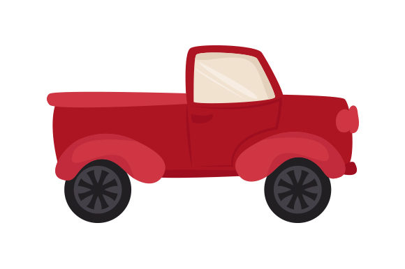Pickup Truck Cars Craft Cut File By Creative Fabrica Crafts