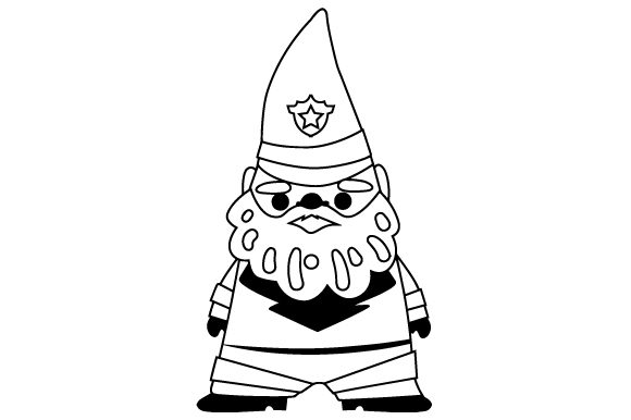 Download Free Firefighter Gnome Svg Cut File By Creative Fabrica Crafts for Cricut Explore, Silhouette and other cutting machines.