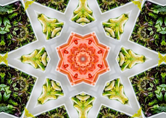 Print on Demand: Abstract Background Pattern Graphic Backgrounds By isalnesia