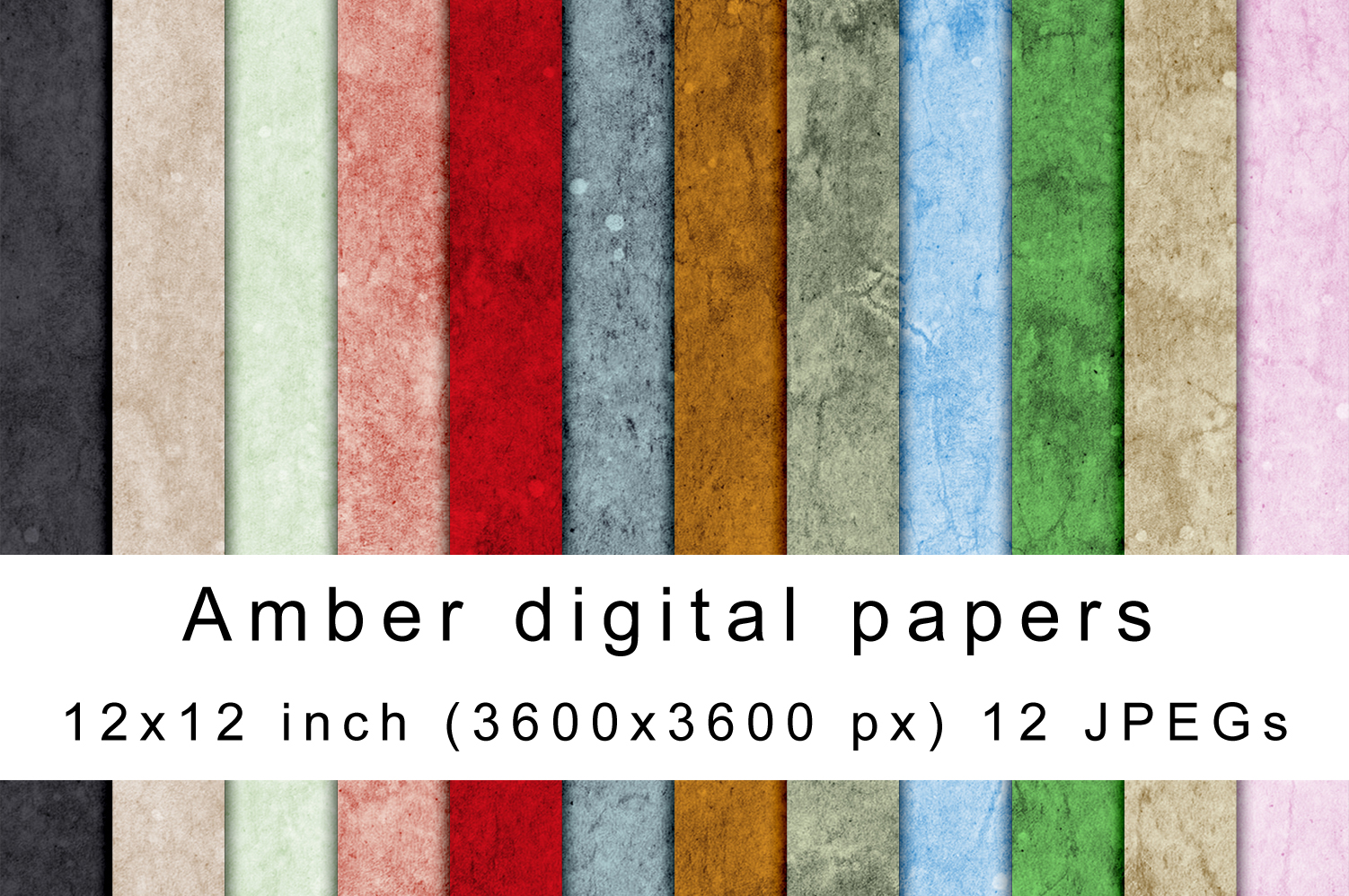 Download Free Amber Digital Papers Graphic By Andrea Kostelic Creative Fabrica for Cricut Explore, Silhouette and other cutting machines.