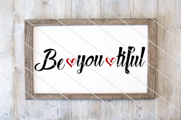 Download Free 4 Be You Designs Graphics for Cricut Explore, Silhouette and other cutting machines.
