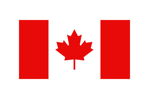 Print on Demand: Canada Flag Graphic Icons By marco.livolsi2014